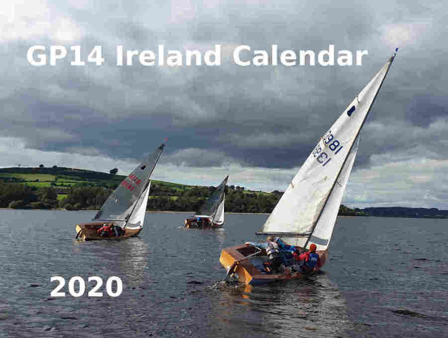 uselesspenguin.co.uk - GP14 Class Association of Ireland